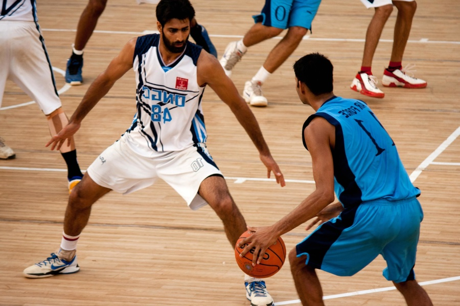 basketball, action