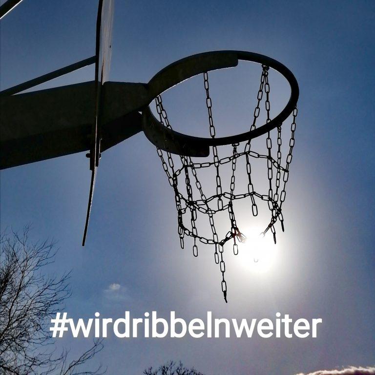 You are currently viewing #wirdribbelnweiter – Gemeinsam am Ball